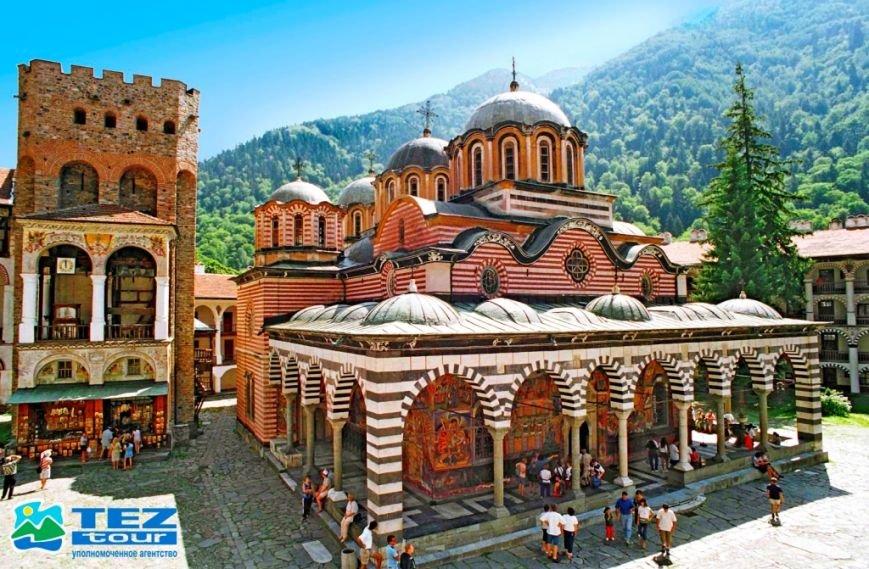 болгария тез тур гродно с лого