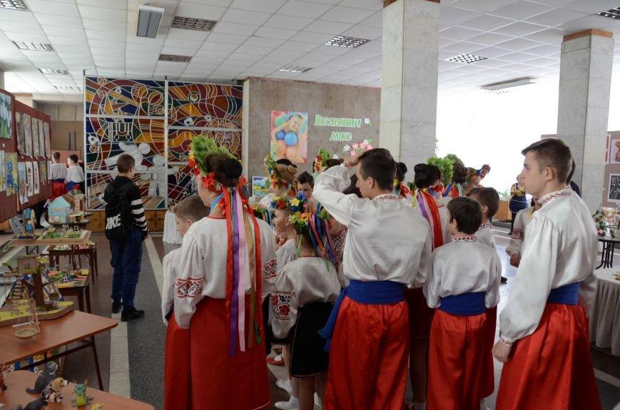 """В Каменском состоялся гала-концерт """"Виват, талант!"""", фото-3"""