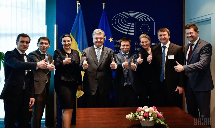 ЄС офіційно підписав рішення про безвізовий режим для України, фото-4