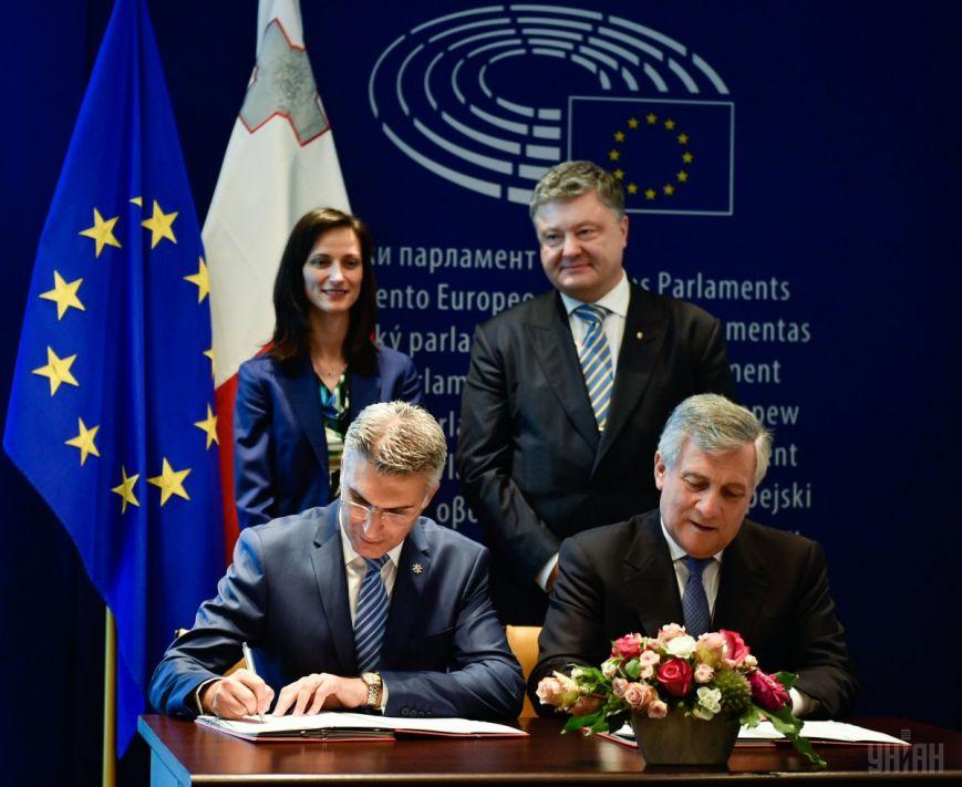 ЄС офіційно підписав рішення про безвізовий режим для України, фото-1