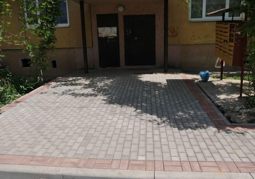 В Ужгороді триває капремонт на Заньковецької та Легоцького вартістю півмільйона гривень: фото, фото-2