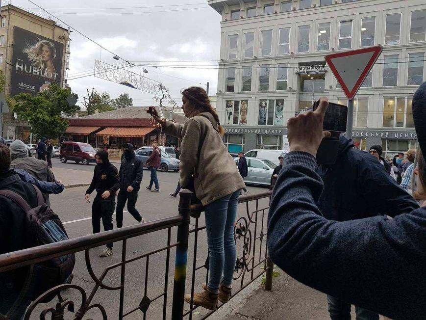 В Харькове активисты разогнали флешмоб ЛГБТ-сообщества (ФОТО), фото-6