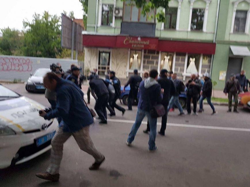 В Харькове активисты разогнали флешмоб ЛГБТ-сообщества (ФОТО), фото-5
