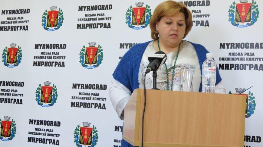 На сессии Мирноградского городского совета внесли изменения в распределение городского бюджета 2017, фото-2