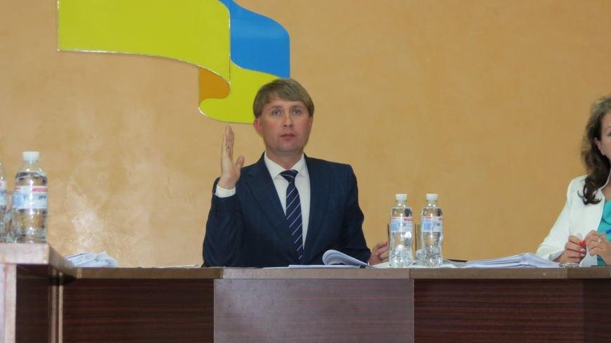 На сессии Мирноградского городского совета внесли изменения в распределение городского бюджета 2017, фото-1