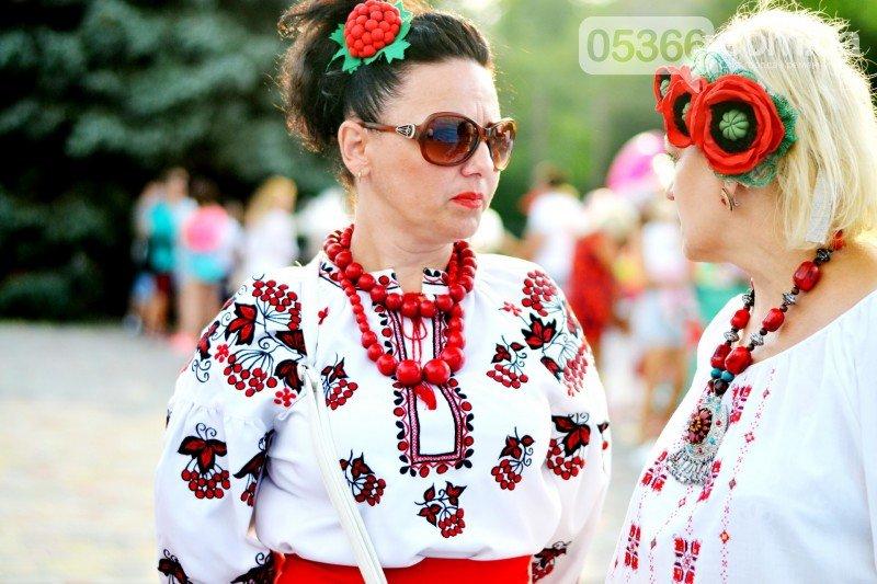 Сегодня Международный День Вышиванки, фото-1