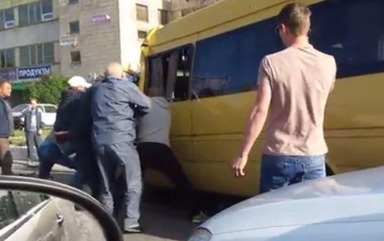 Новомосковск 0569 авария 2