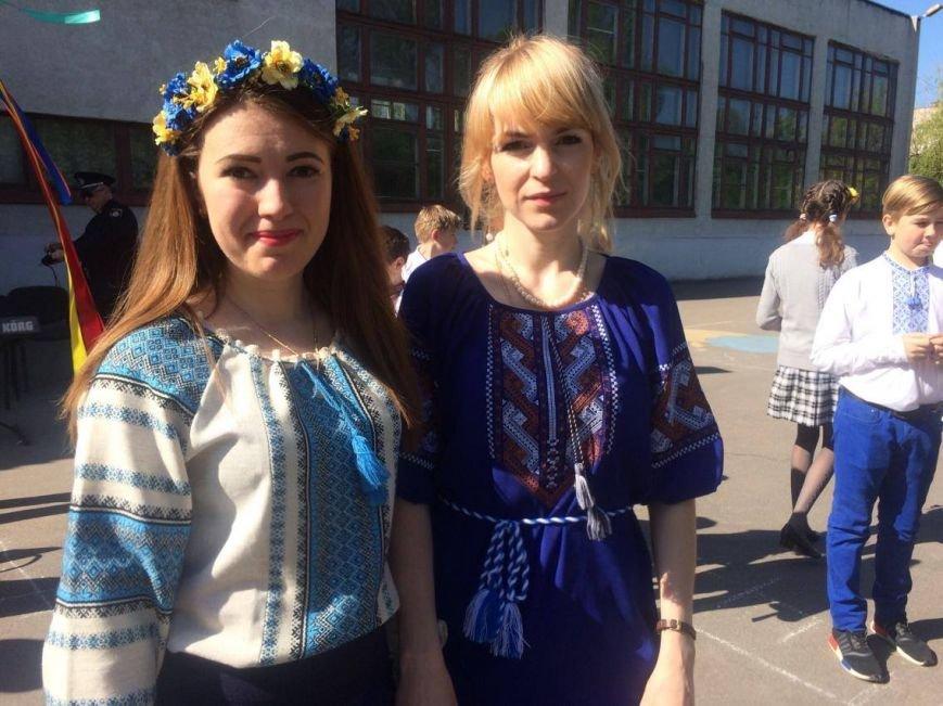 """""""Це модно!"""" Более 1000 юных мариупольцев вышли на парад в вышиванках (ФОТО, ВИДЕО), фото-12"""