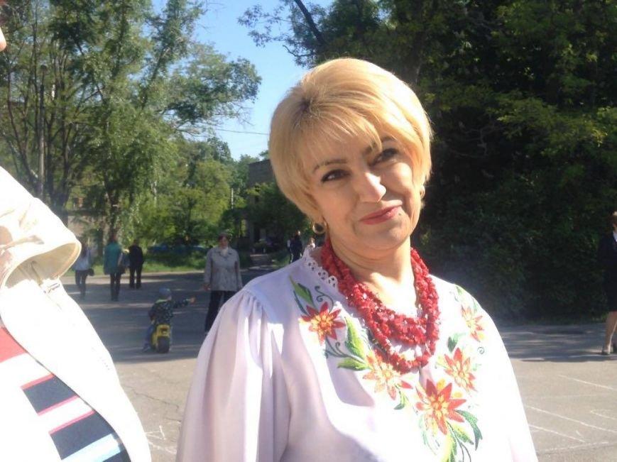 """""""Це модно!"""" Более 1000 юных мариупольцев вышли на парад в вышиванках (ФОТО, ВИДЕО), фото-5"""