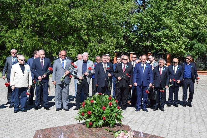 В Симферополе возложили цветы к памятникам, посвященным жертвам депортации (ФОТО), фото-4