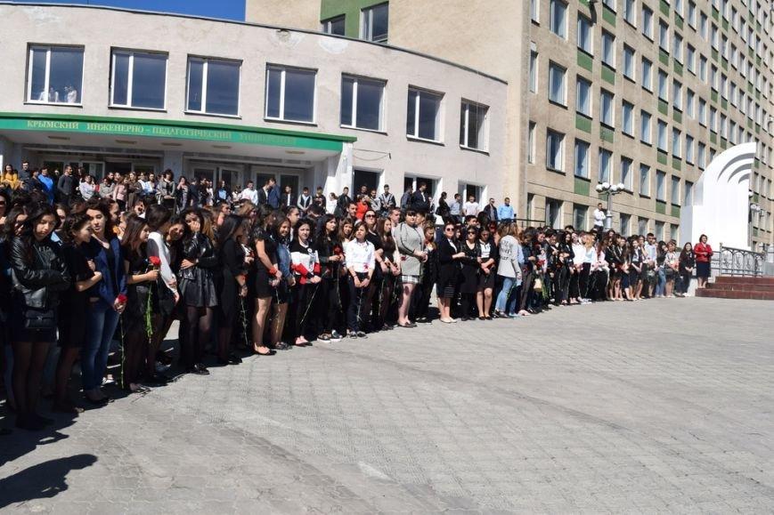 В Симферополе возложили цветы к памятникам, посвященным жертвам депортации (ФОТО), фото-6
