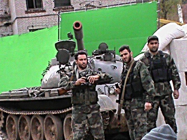 Новополочанин снялся в российском сериале «Мухтар. Новый след», а для новой роли учил текст на арабском, фото-2