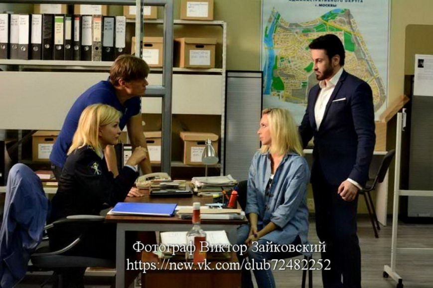 Новополочанин снялся в российском сериале «Мухтар. Новый след», а для новой роли учил текст на арабском, фото-1