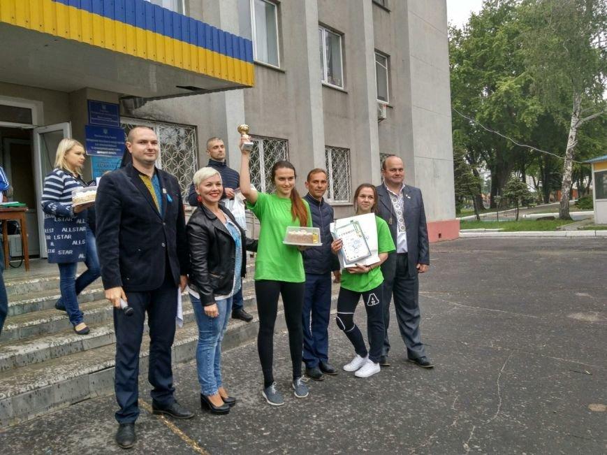 В Покровске состоялся легкоатлетический забег, приуроченный ко Дню Европы и Олимпийскому дню, фото-21