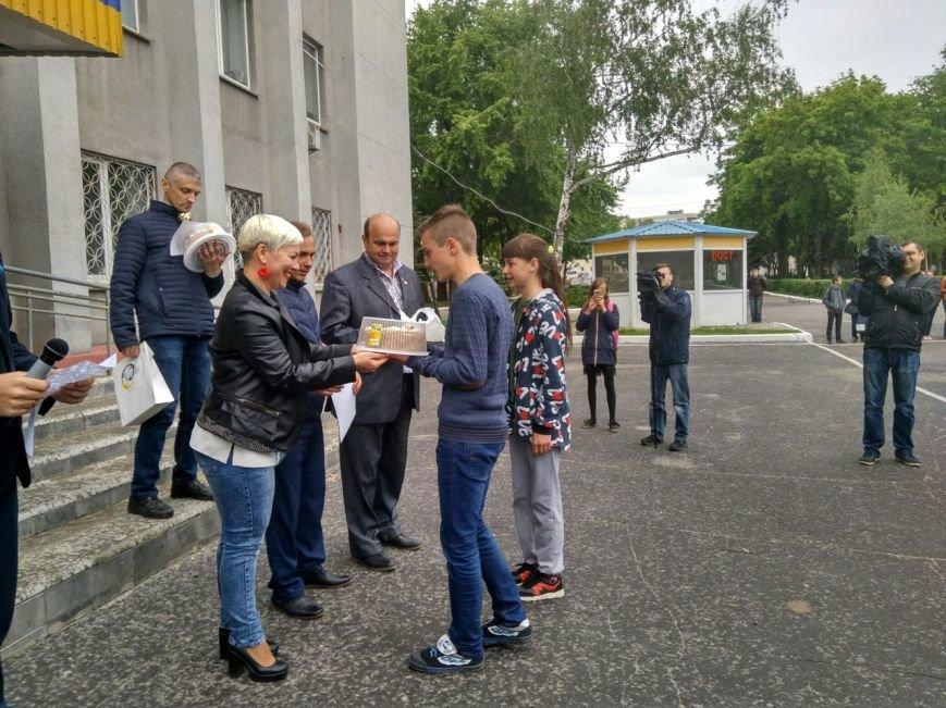 В Покровске состоялся легкоатлетический забег, приуроченный ко Дню Европы и Олимпийскому дню, фото-19
