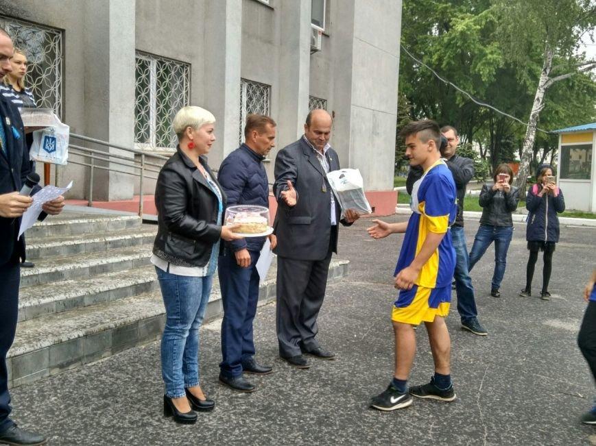 В Покровске состоялся легкоатлетический забег, приуроченный ко Дню Европы и Олимпийскому дню, фото-18