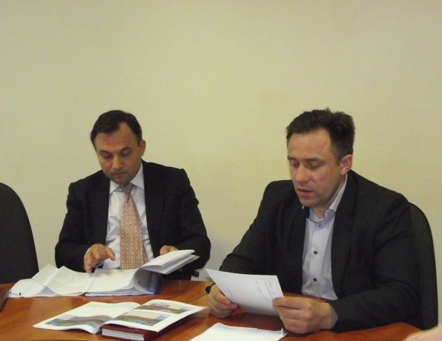 У Новограді-Волинському відбулося засідання міської архітектурно-містобудівної ради, фото-2
