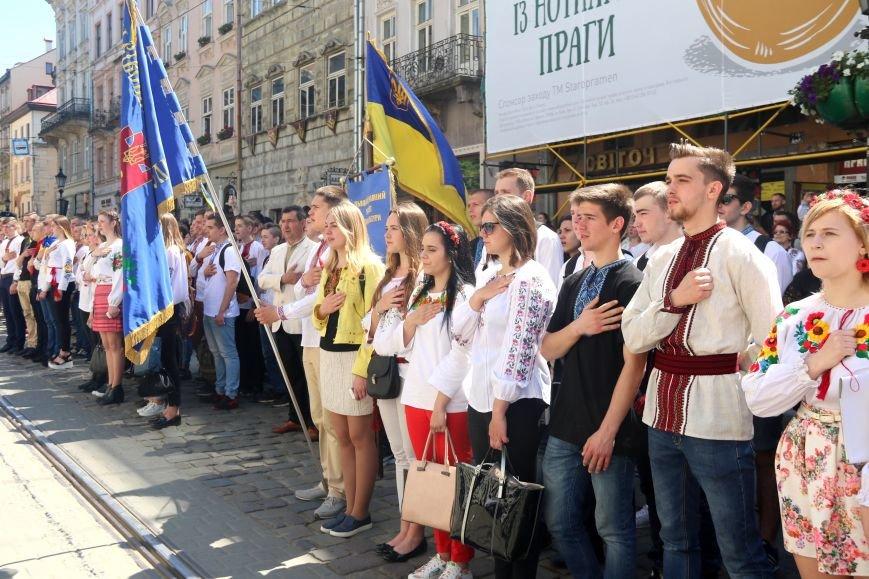У Львові відбувся масштабний парад вишиванок: фоторепортаж, фото-10