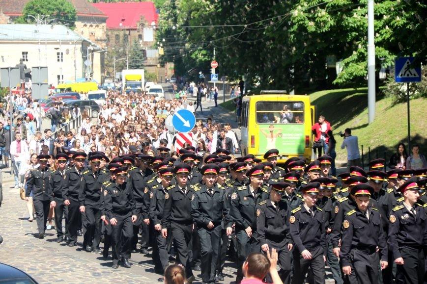 У Львові відбувся масштабний парад вишиванок: фоторепортаж, фото-12