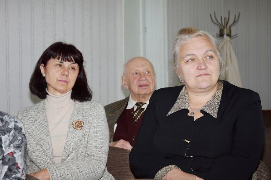 В Каменском чествовали музейных работников, фото-1