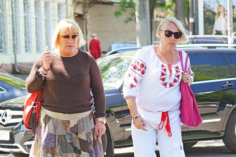 Одесситы необычно нарядились в честь Дня вышиванок (ФОТО), фото-3