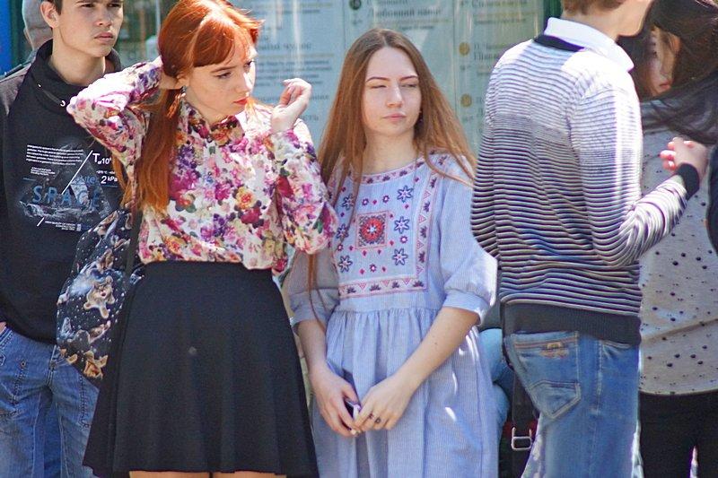 Одесситы необычно нарядились в честь Дня вышиванок (ФОТО), фото-7