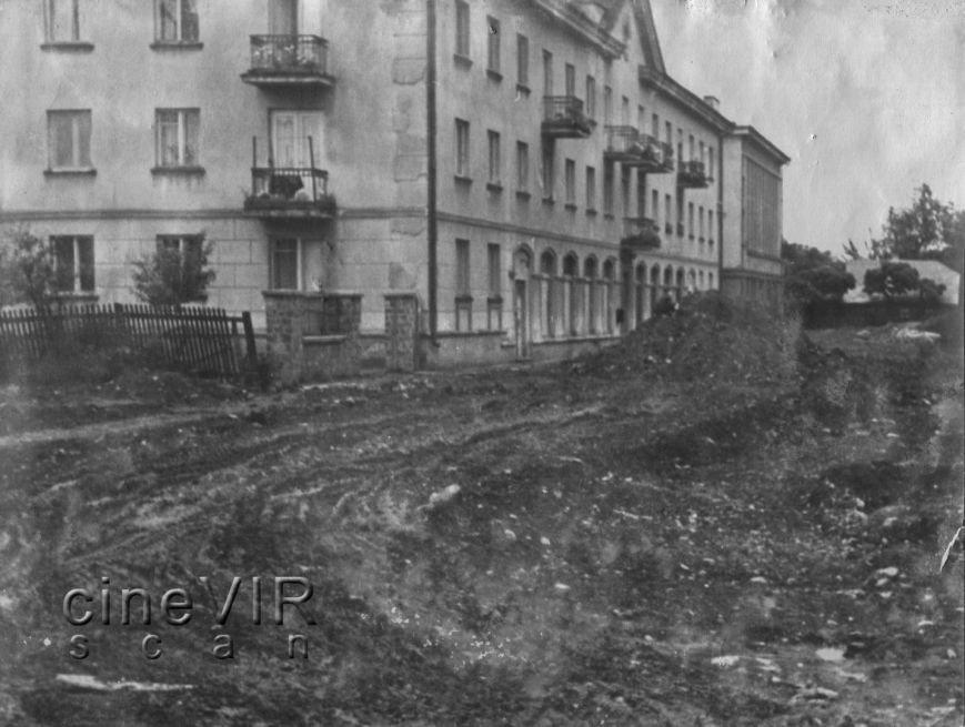 Як в Ужгороді ремонтували дороги 45 років тому: фото, фото-1