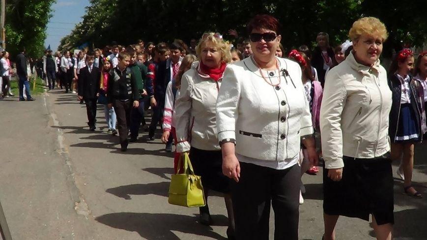 Жители греческих поселков собрались в Мангуше на парад в вышиванках (ФОТО), фото-15