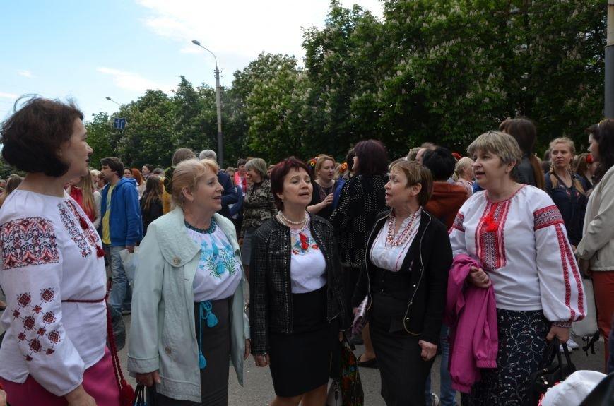 В Мариуполе прошел масштабный парад вышиванок (ФОТОРЕПОРТАЖ+ВИДЕО), фото-10