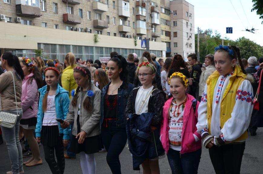 В Мариуполе прошел масштабный парад вышиванок (ФОТОРЕПОРТАЖ+ВИДЕО), фото-4