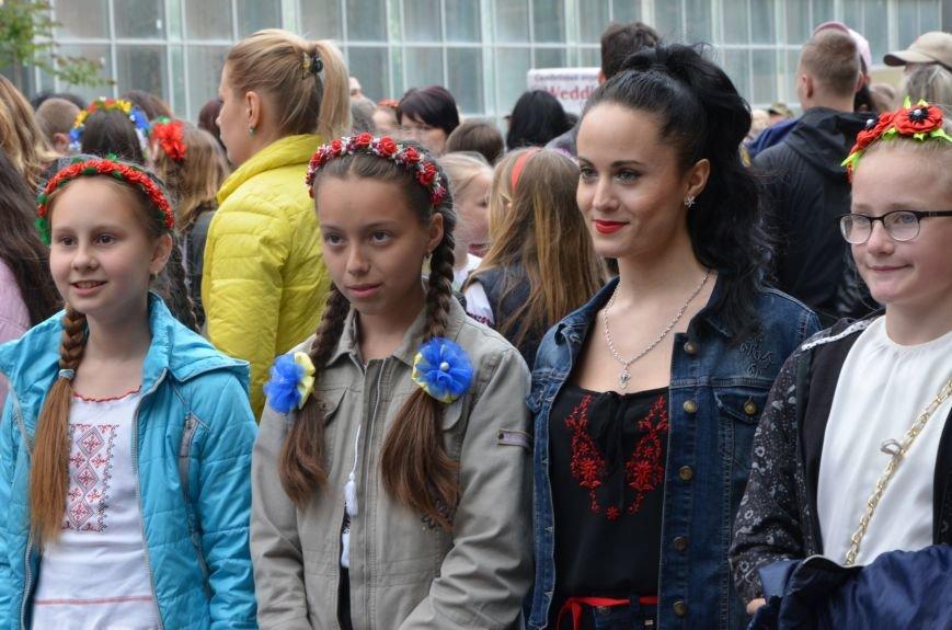 В Мариуполе прошел масштабный парад вышиванок (ФОТОРЕПОРТАЖ+ВИДЕО), фото-5