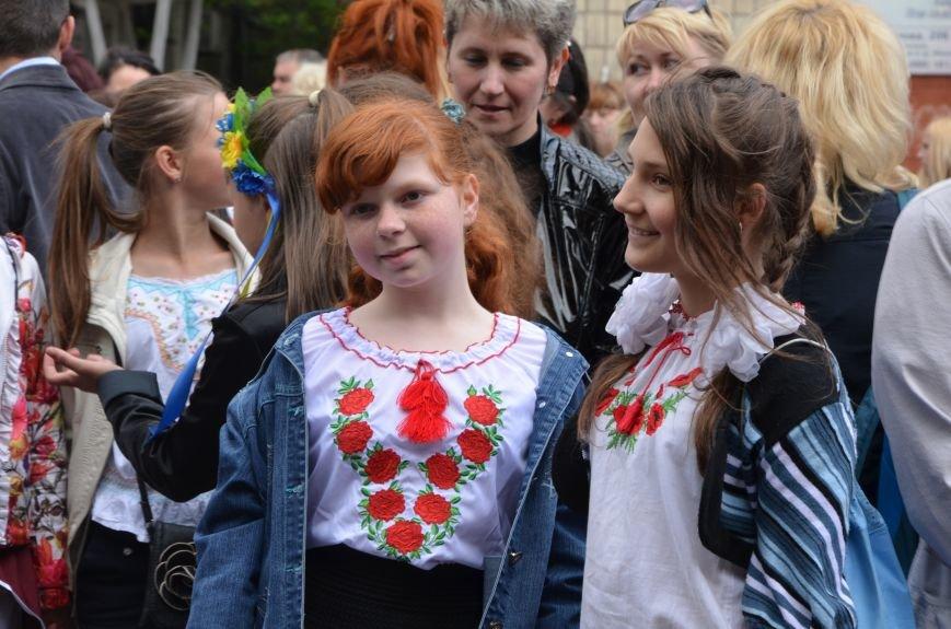 В Мариуполе прошел масштабный парад вышиванок (ФОТОРЕПОРТАЖ+ВИДЕО), фото-7