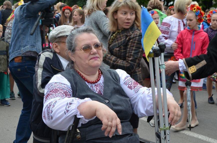 В Мариуполе прошел масштабный парад вышиванок (ФОТОРЕПОРТАЖ+ВИДЕО), фото-2
