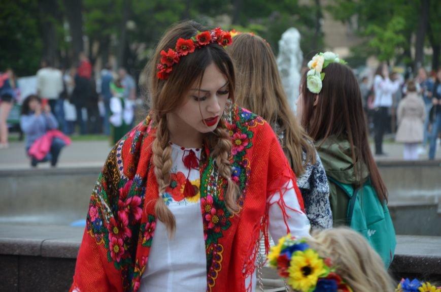 В Мариуполе прошел масштабный парад вышиванок (ФОТОРЕПОРТАЖ+ВИДЕО), фото-44