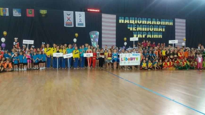 Черлидеры из Каменского стали призерами чемпионата Украины, фото-4