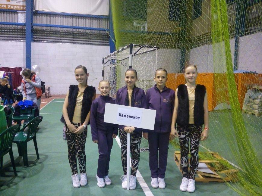 Черлидеры из Каменского стали призерами чемпионата Украины, фото-2