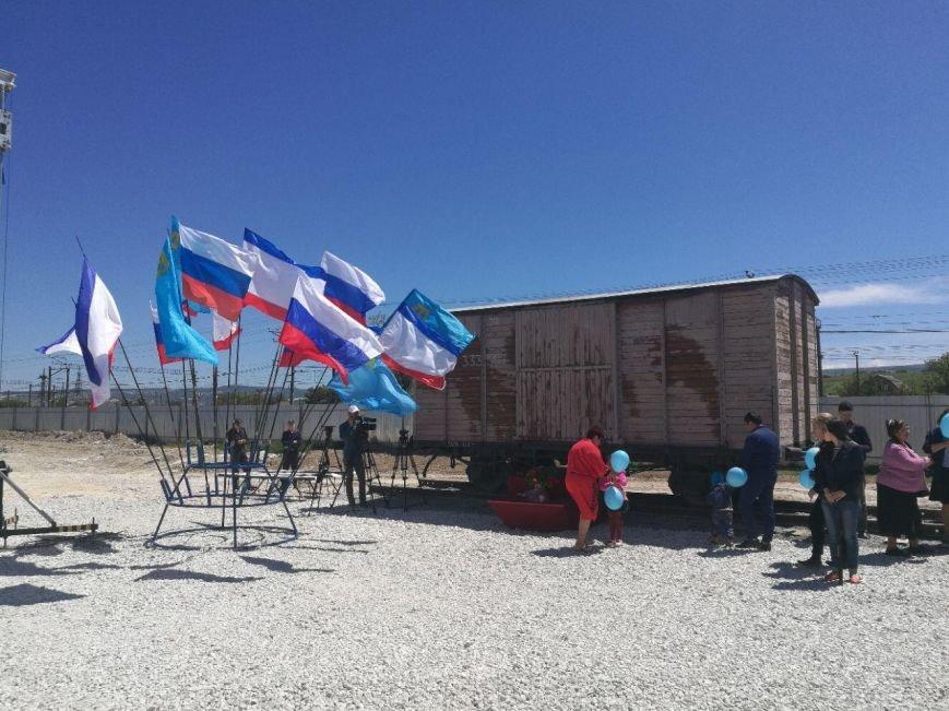 Под Бахчисараем почтили память жертв депортации из Крыма (ФОТО), фото-4