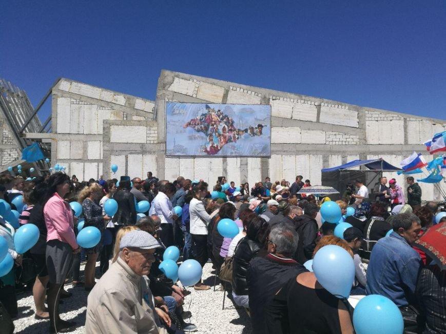 Под Бахчисараем почтили память жертв депортации из Крыма (ФОТО), фото-1