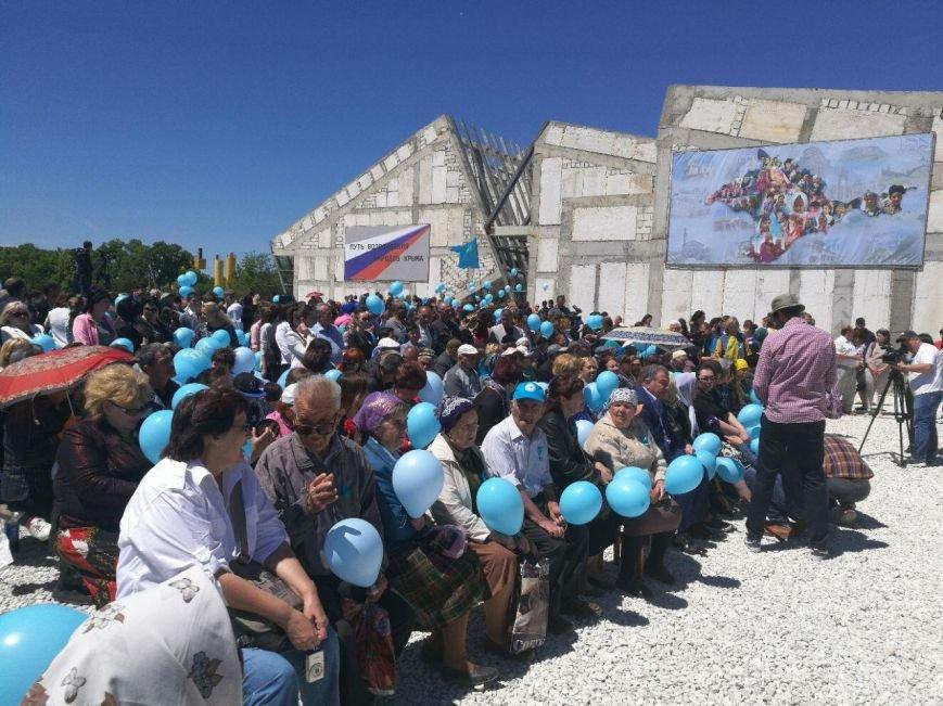 Под Бахчисараем почтили память жертв депортации из Крыма (ФОТО), фото-6