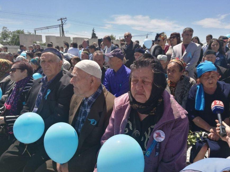 Под Бахчисараем почтили память жертв депортации из Крыма (ФОТО), фото-3