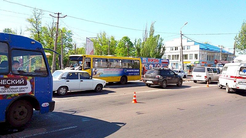 Одесса: в аварии в Лузановке пострадали пассажиры маршрутки, фото-4
