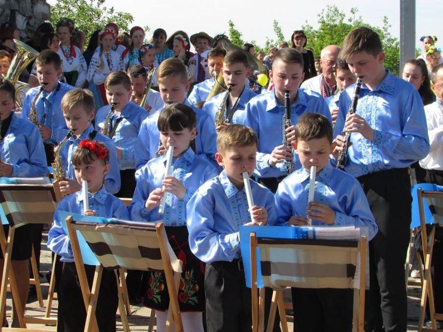Як новоград-волинці святкували  День вишиванки, фото-4
