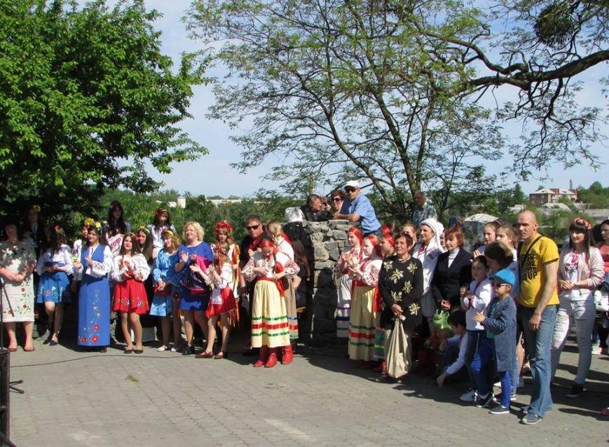 Як новоград-волинці святкували  День вишиванки, фото-1