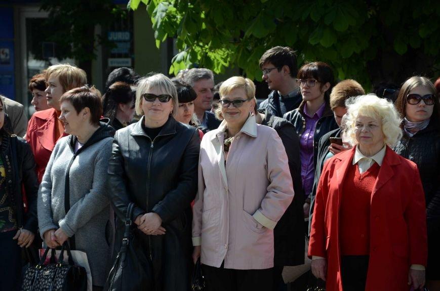Каменчане почтили память жертв политрепрессий, фото-1