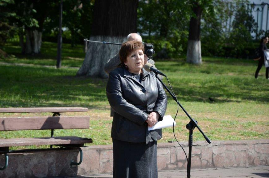Каменчане почтили память жертв политрепрессий, фото-6