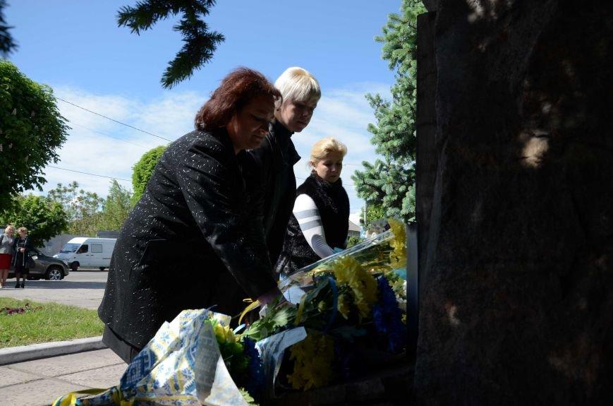 Каменчане почтили память жертв политрепрессий, фото-12