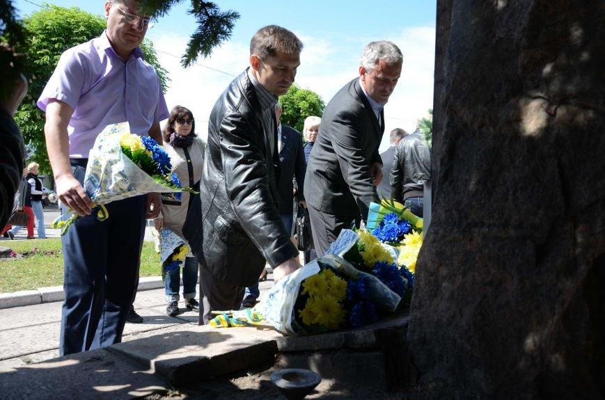 Каменчане почтили память жертв политрепрессий, фото-10