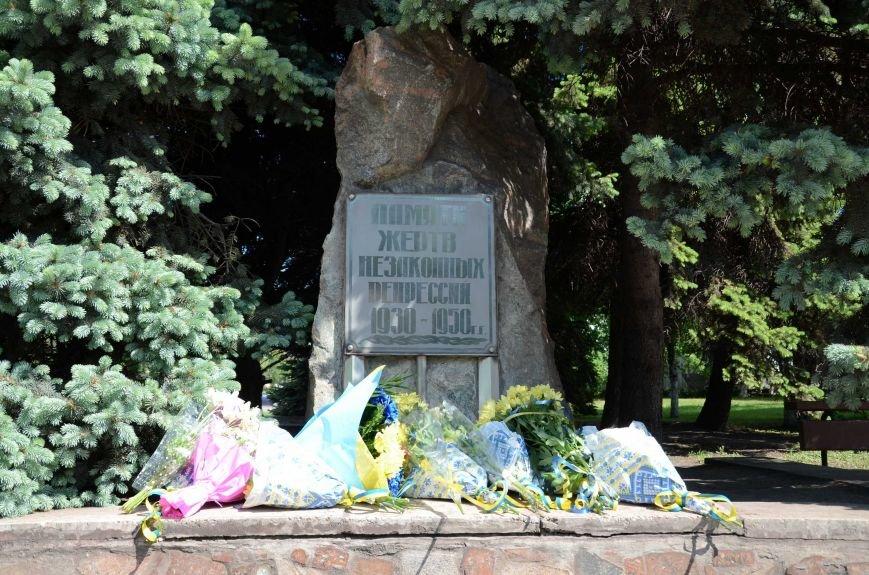 Каменчане почтили память жертв политрепрессий, фото-13