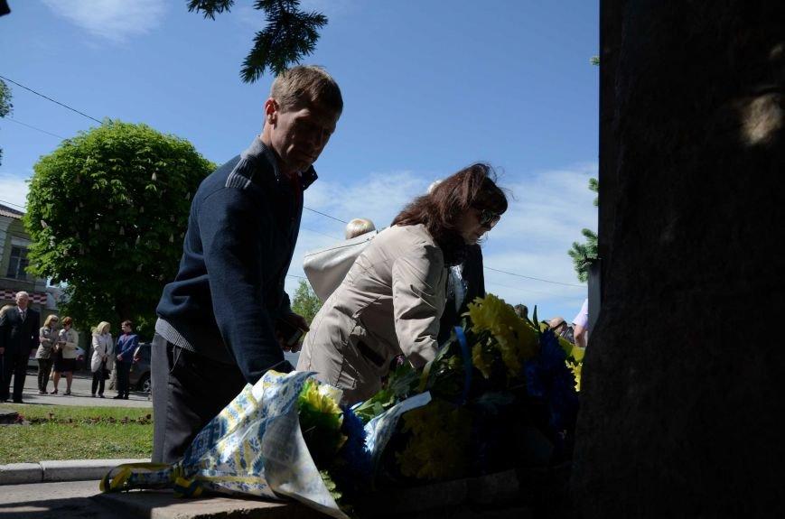 Каменчане почтили память жертв политрепрессий, фото-11