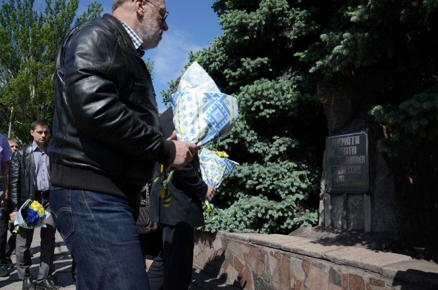 Каменчане почтили память жертв политрепрессий, фото-9